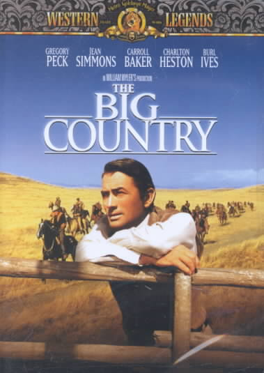 BIG COUNTRY BY PECK,GREGORY (DVD)